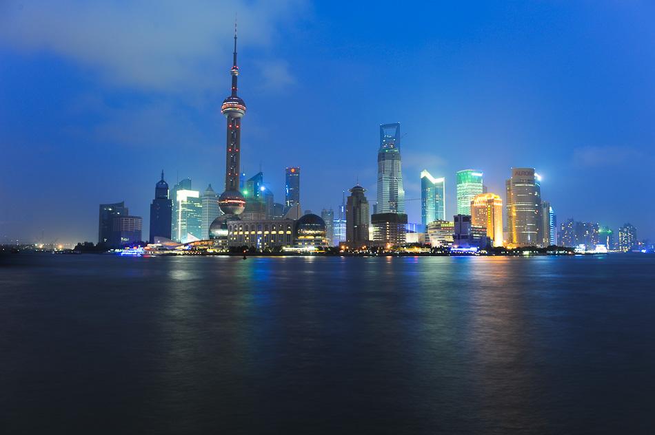 Shanghai (CHN), 19.10.2008