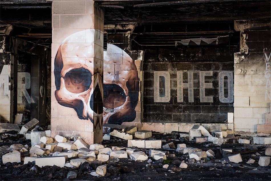 Ruine-Graffiti, Marsaskala, Malta, 23.03.20174